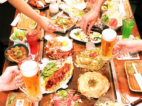 【新】究極食飲チーズダッカルビ×生ビールもOK飲み放題150分